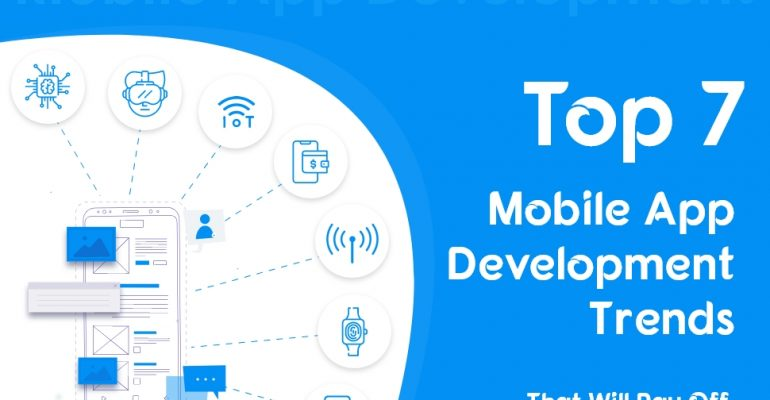 Top 7 Mobile App Development Trends That Will Pay Off
