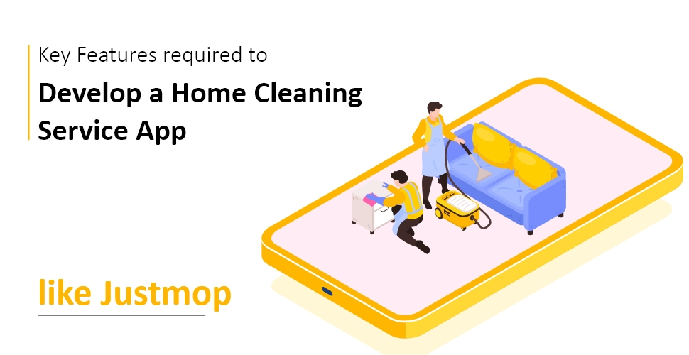 Home Cleaning Service App Development