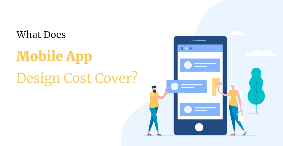 Mobile App Design Cost Cover